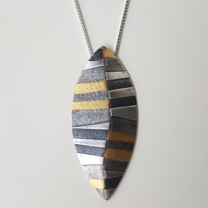Mixed Lines Pendant