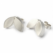 sue lane silver stud earrings
