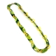 Green Yellow Conifer Deco Chain