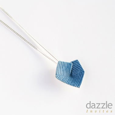 Lines in Motion pendant