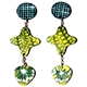 Lemon 3 piece earring