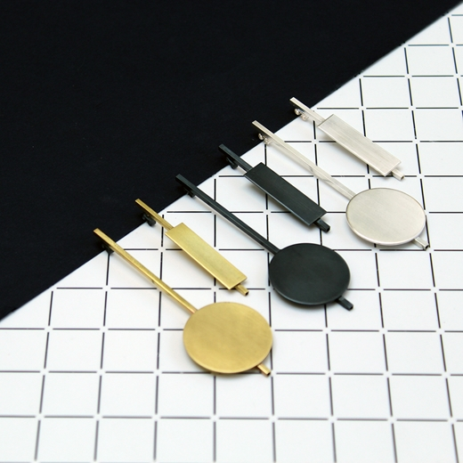 Pendulum Earrings - different finishes