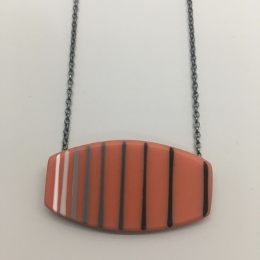 Graphic pendant