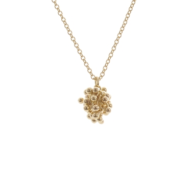 Fine 9ct Gold Pendant Necklace