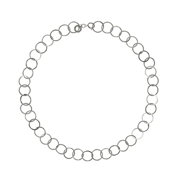 Moncrieff necklace silver