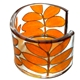 Orange Rowan Cuff 45mm