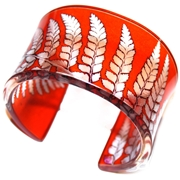 Red Fern Cuff 45mm