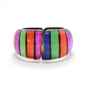Round Hinged Bangle 1