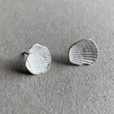 Imprint stud earrings