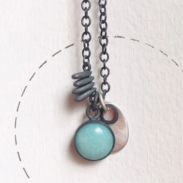 Necklace by Jo Lavelle