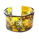 Amber  Regency  Cuff  Recycled Perspex