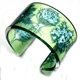 Apple Cow parsley cuff