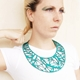 Arbo green necklace