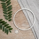 Forget me not bangle2