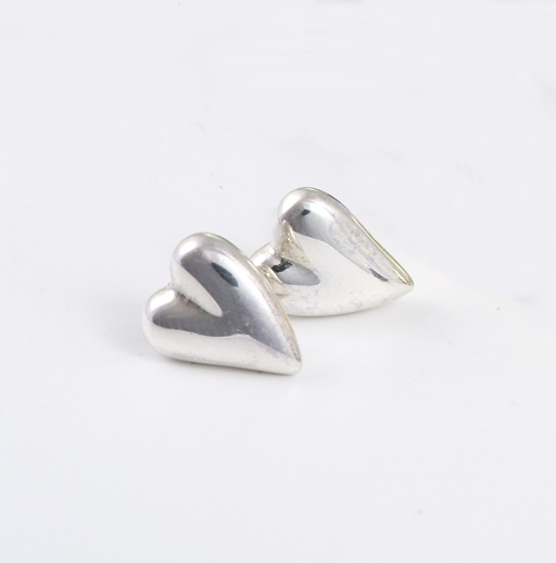Infant Earrings on Baby Heart Earrings   Contemporary Earrings By Contemporary Jewellery