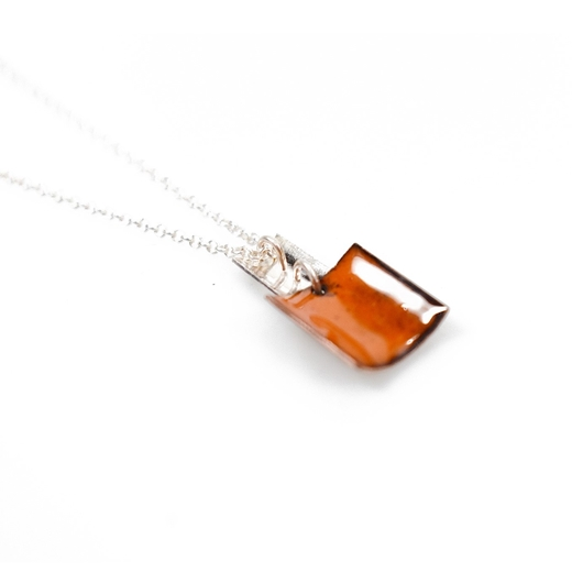 Rectangle and Square Drop Pendants