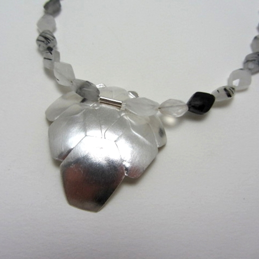 Back of Acorn necklace