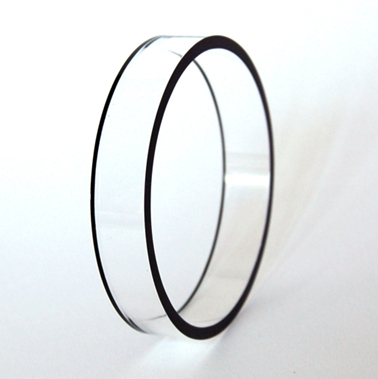 black edge bangle