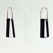 black block earrings 01