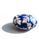 Blue Egg brooch