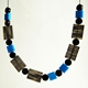 Blue Metro Necklace