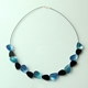 blues shoreline necklace