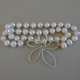 Chinese freshwater pearl necklace