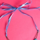 blue ribbon detail