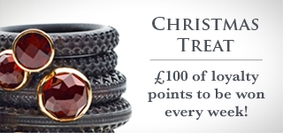 Christmas Treat. £100 of loyalty points to be won each week!