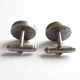 Small Container Cufflinks - Backs