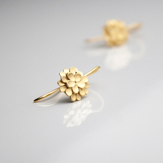 Dahlia-drop-Earrings-silver-gold-plated-2