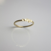 Dahlia classic 18ct Gold Ring