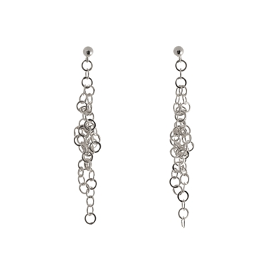 Darrow earrings silver