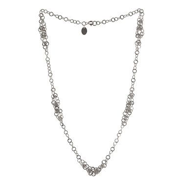 Darrow necklace silver