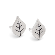Little Beech Leaf earrings