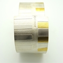 Gold Stripe Cuff