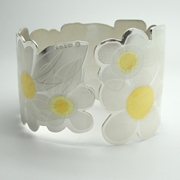 Floral Shaped Cuff