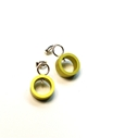 Lime Solaris Earrings