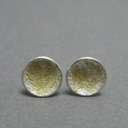 Dusty Circle earrings