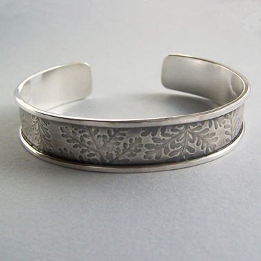 dusty miller bangle