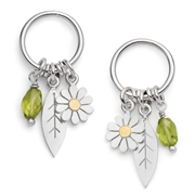 garden charm earrings 2