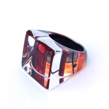 Red Square Ring 1