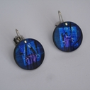Azure Drop Earrings