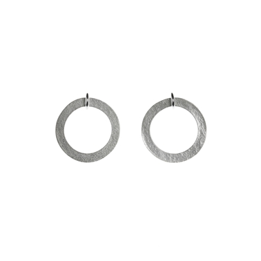 Forbes earrings silver
