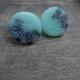 aqua round studs