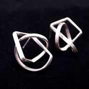 Knot Earrings 1