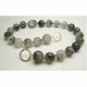 enso tourmaline quartz necklace