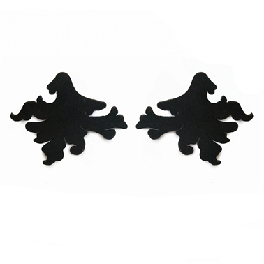 Fancy Silhouette Earrings