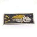 Happy Fish brooch 1
