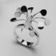 Flowerburst ring